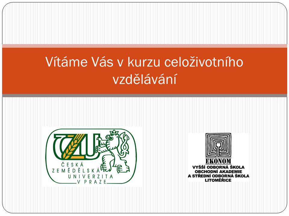 Zimní semestr – magisterské studium Přehled konzultací v ZS akademického roku 2011/2012, KS Litoměřice, 1.