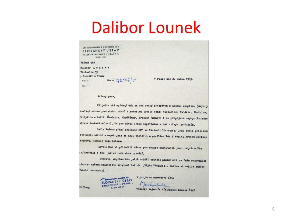 Dalibor Lounek 6