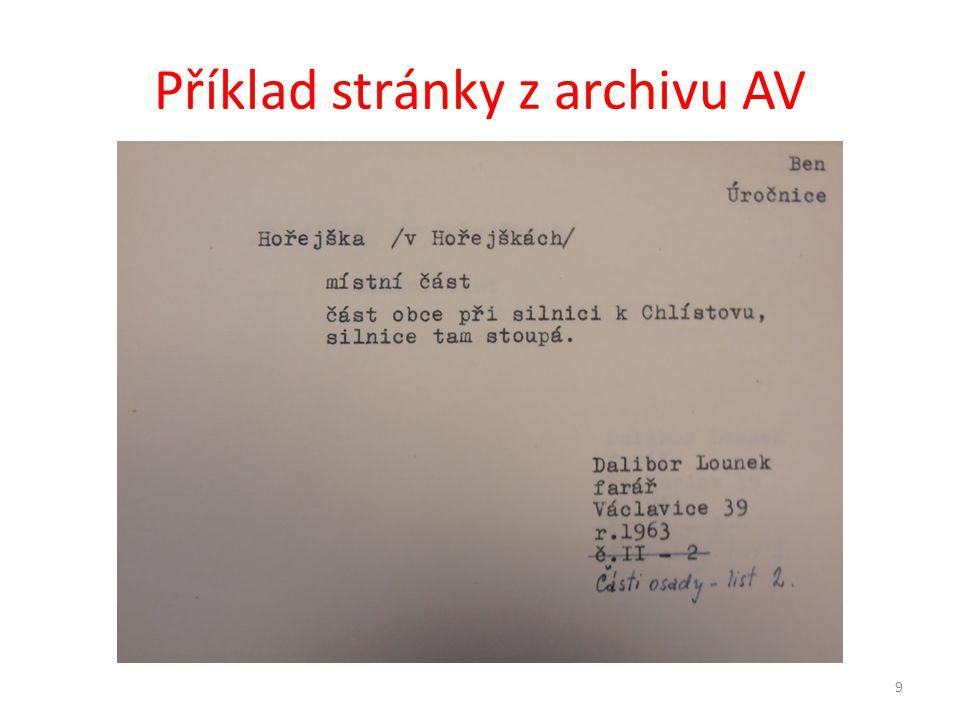 """Usedlosti • U chalupů (Usedlost, č.p. 18, leží v části obce """"Hořejška , severovýchodně od č."""
