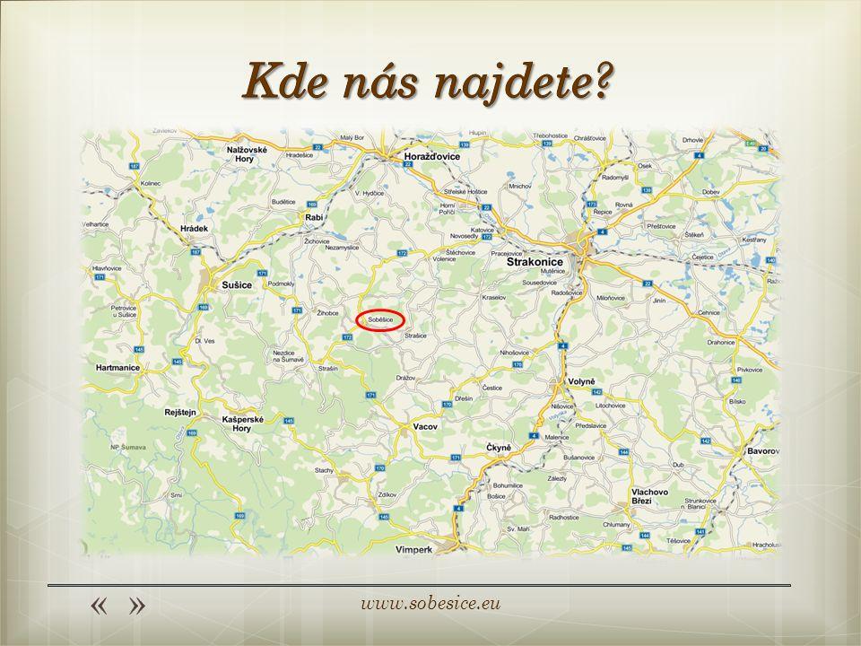 www.sobesice.eu