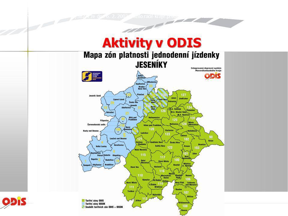 Zastupitelstvo kraje k realizaci záměru zavedení integrovaného dopravního systému na celém území kraje rozhodlo svým usnesením č. 11/195/3 ze dne 20.