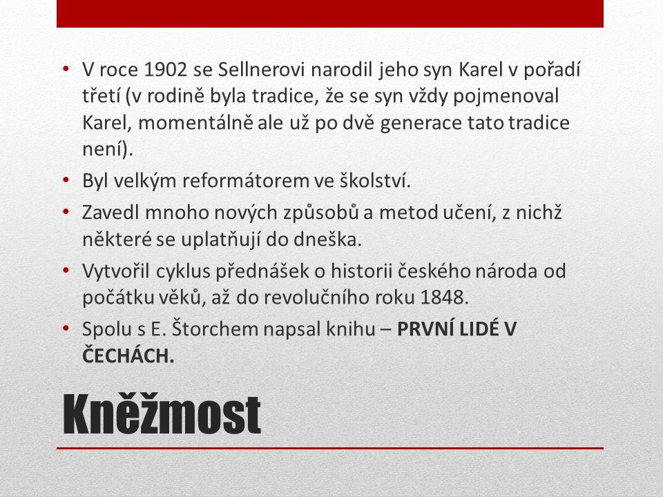 Penze • Ke konci svého života trávil čas už jen ve své vile v Mladé Boleslavi.