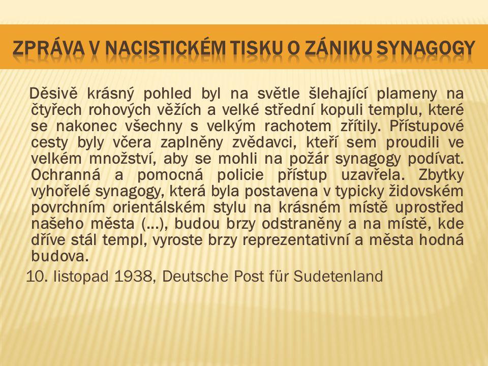  http://cs.wikipedia.org/wiki/Synagoga_v_Opav %C4%9B  vlastní fotografie – Renata Schreierová  http://www.kcprymarov.estranky.cz/clanky/Vyr oci-udalosti/opavsky-historik-borak_-s- kristalovou-noci-se-vratil-prizrak- stredoveku.html
