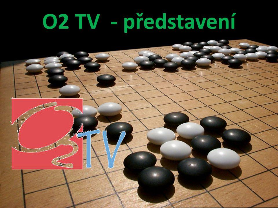 O2 TV - představení
