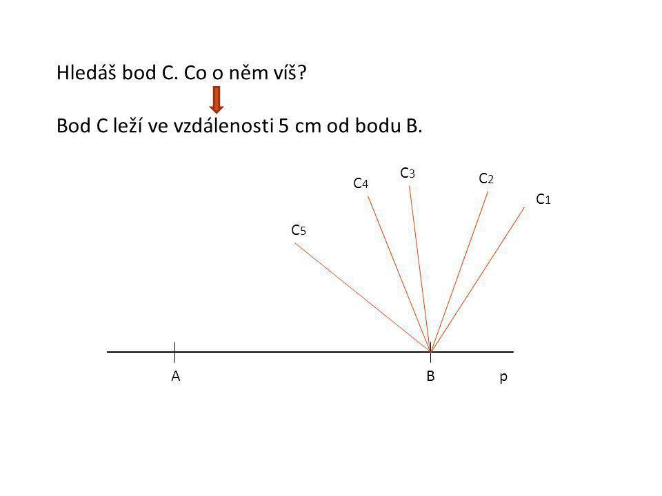 ABp Kde může ležet bod C? k