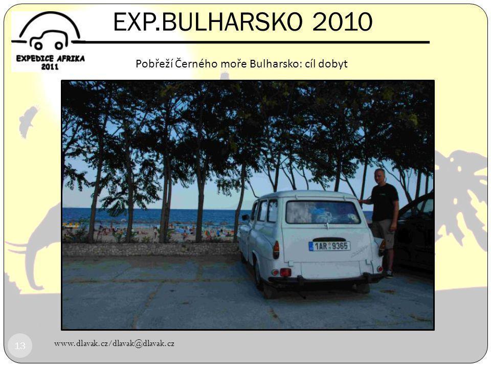 www.dlavak.cz/dlavak@dlavak.cz 12 EXP.BULHARSKO 2010 Rilský Monastyr Bulharsko