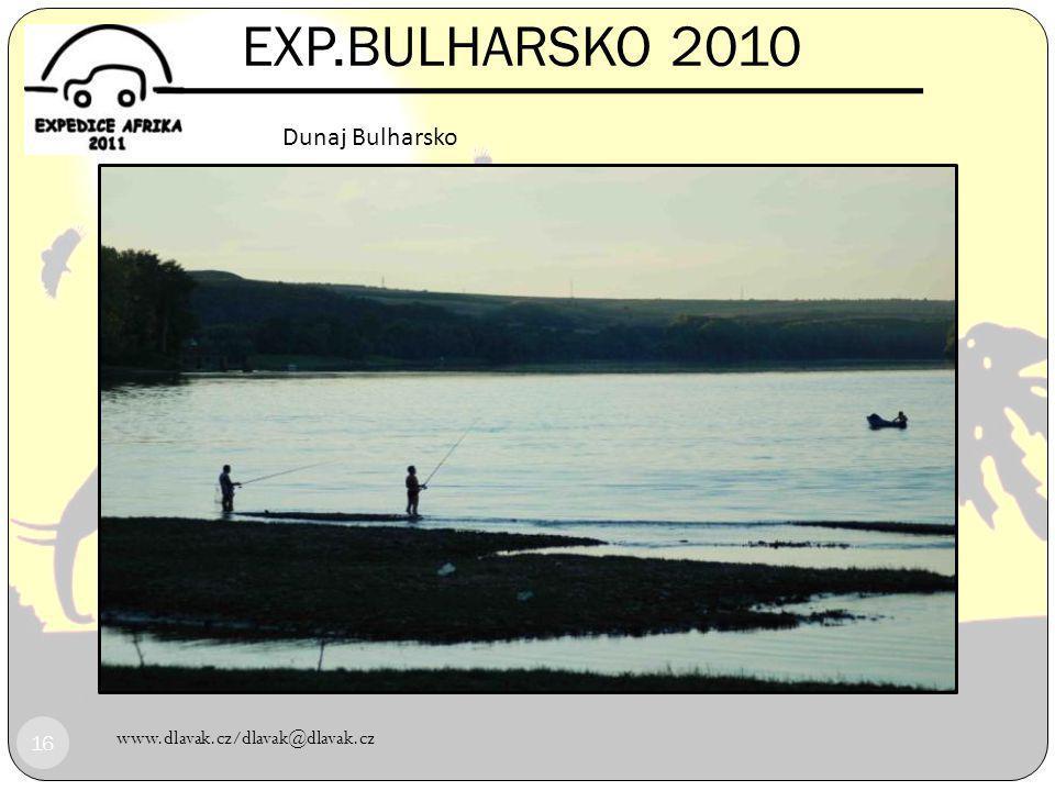 www.dlavak.cz/dlavak@dlavak.cz 15 EXP.BULHARSKO 2010 Kamenný les Bulharsko