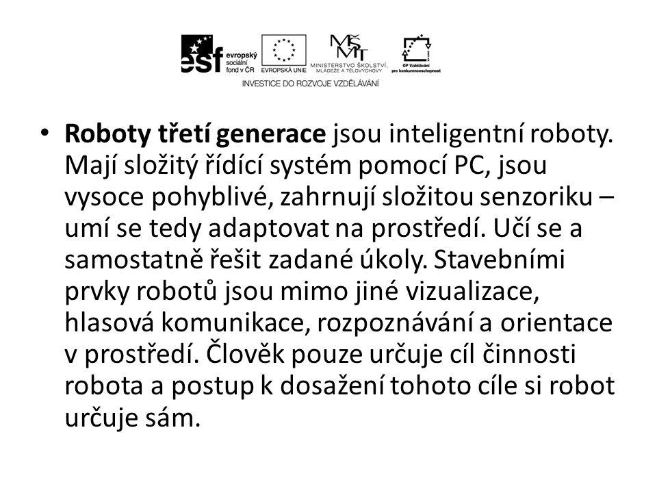 • Kinematika průmyslových robotů 2.1 Kinematické dvojice Stroj průmyslových robotů tvoří kinematický řetězec.