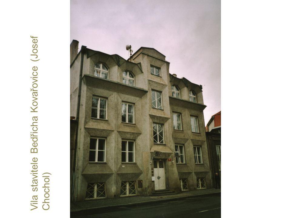 Dům U Černé Matky Boží (Josef Gočár; 1911-12)