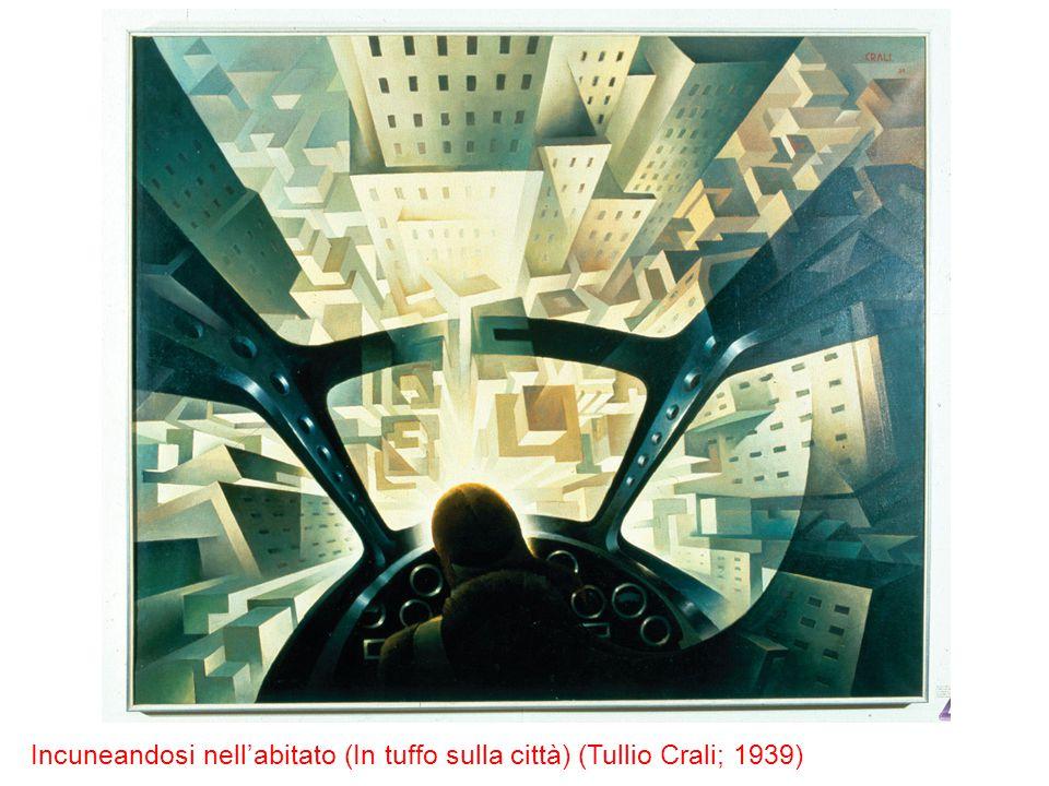Městská krajina (Fortunato Depero; 1930)