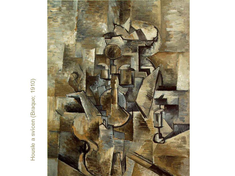 Avignonské slečny (Picasso; 1907)