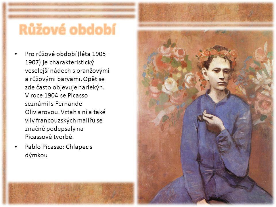 • Analytický kubismus (léta 1909– 1912) je styl, který Picasso vytvořil společně s Braquem.