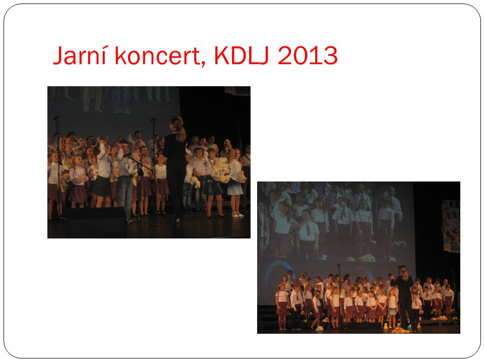 Jarní koncert, KDLJ 2013