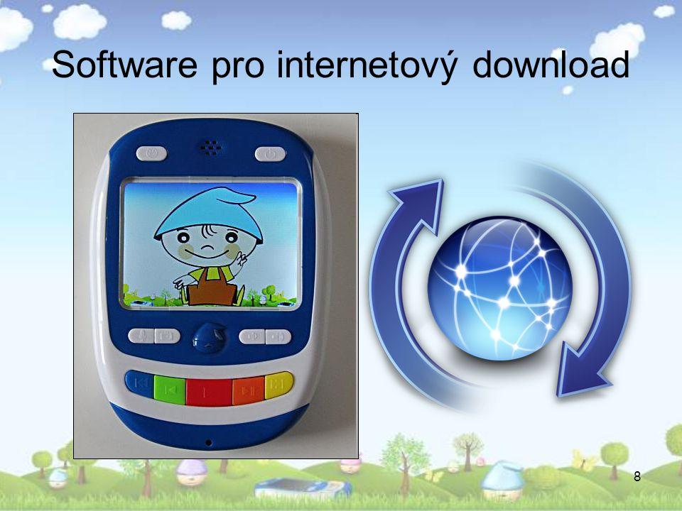 8 Software pro internetový download