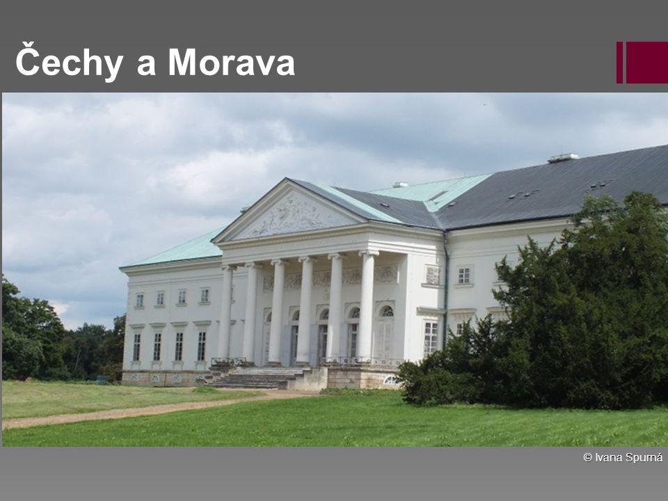 Čechy a Morava © Ivana Spurná