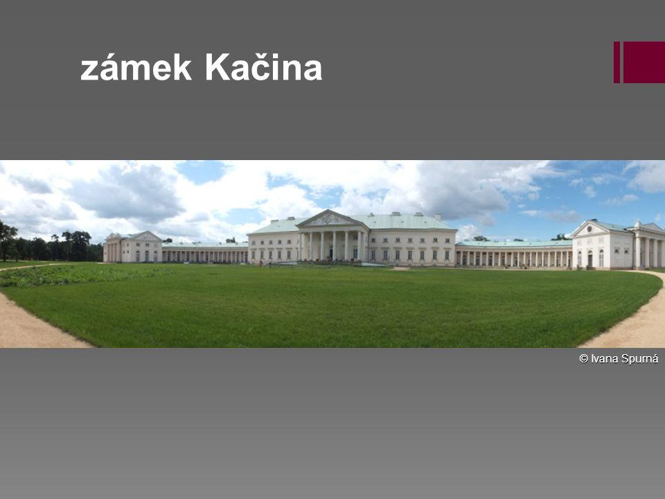 zámek Kačina © Ivana Spurná
