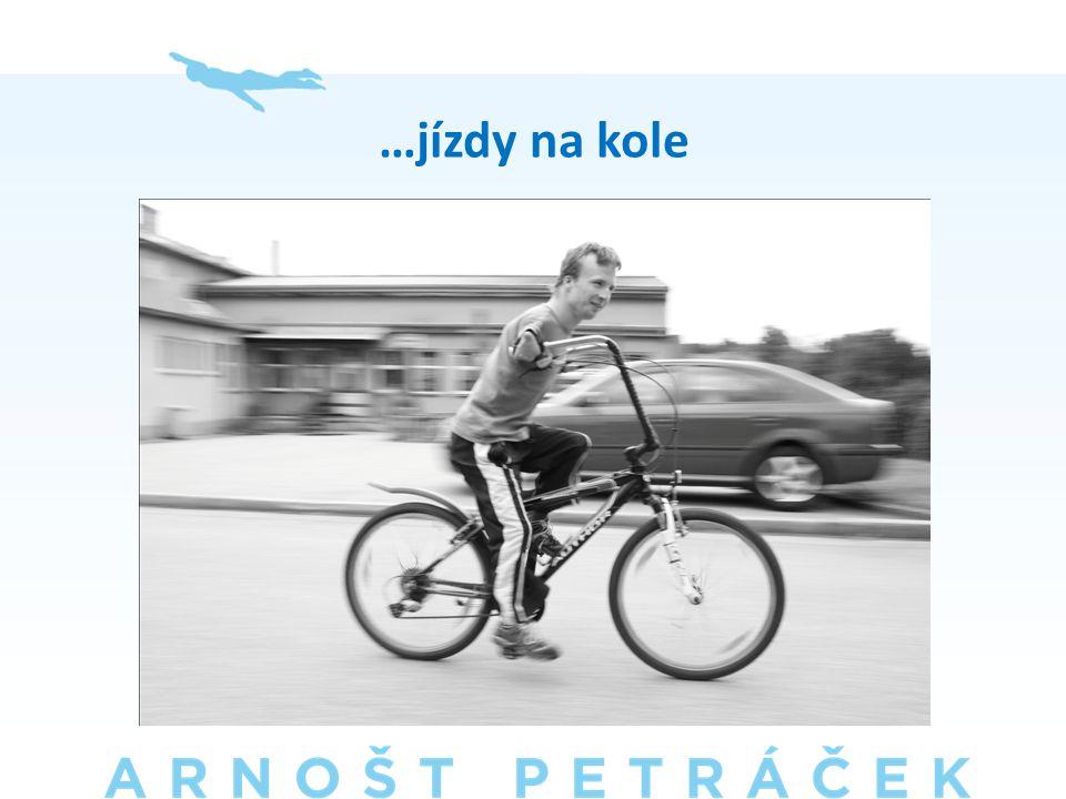 …jízdy na kole