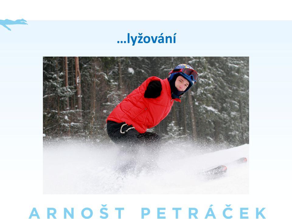 …lyžování