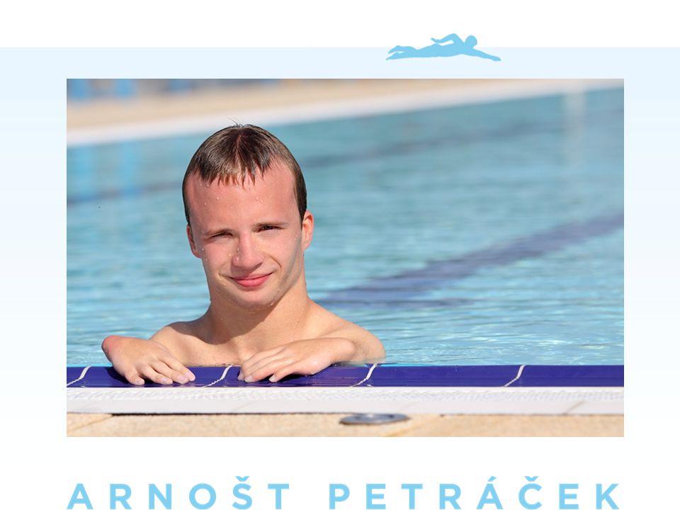 …českobudějovického bazénu, kde trénuje