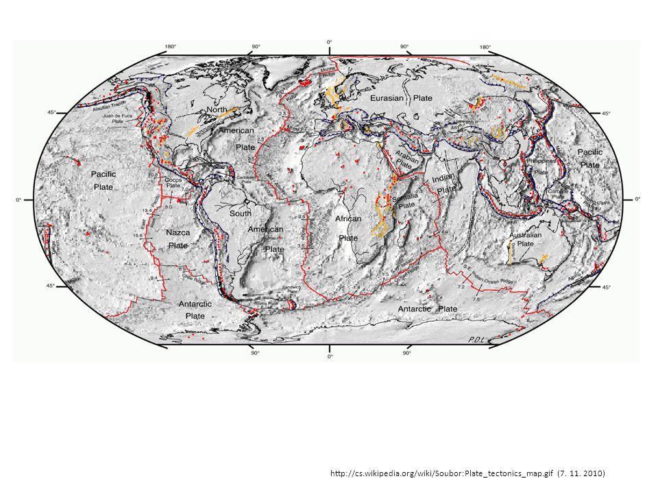 http://cs.wikipedia.org/wiki/Soubor:Plate_tectonics_map.gif (7. 11. 2010)