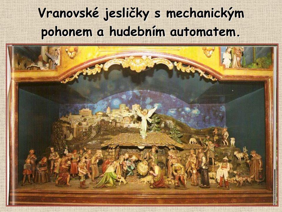 robka Lichtensteinů Součástí kostela je hrobka Lichtensteinů