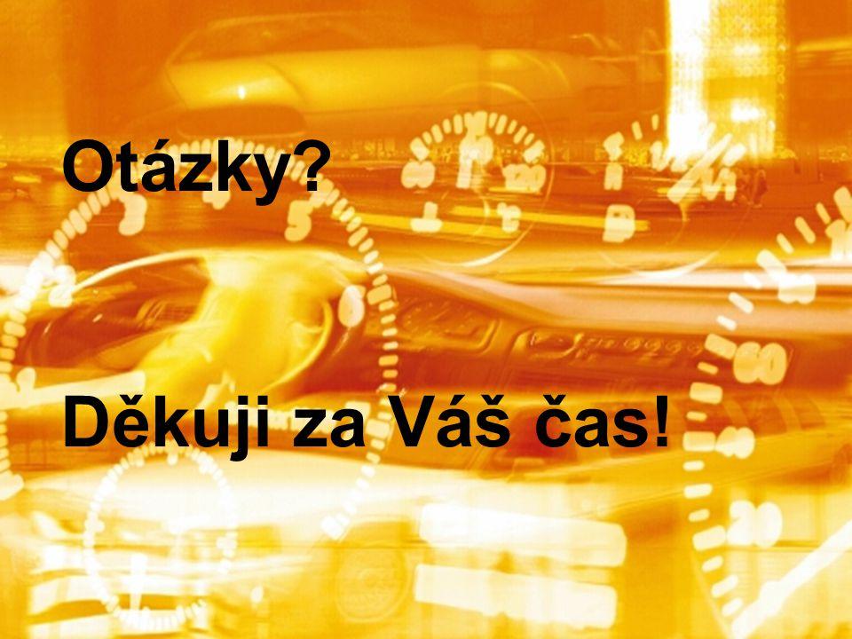 20 Květen 2010 Co nás stojí nízká cena? Fleet Management 2010 Situace v CEE Zdroj: Otázky? Děkuji za Váš čas!