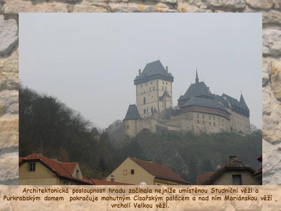 Velká věž má samostatné hradby a čtyři strážné věže a nebyla nikdy dobyta.