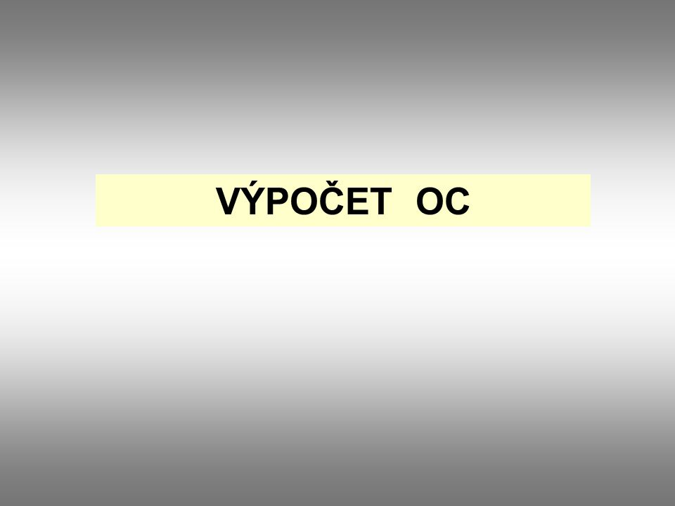 Operativní charakteristika (OC) udává pravděpodobnost přijetí dávky na základě přejímacího plánu, v závislosti na podílu neshodných jednotek, nebo neshod, v dávce.