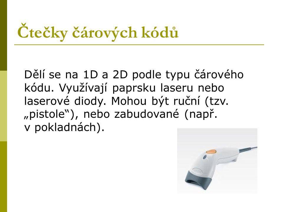 Ruční Tímto skenerem je nutno ručně přejíždět po snímané předloze.