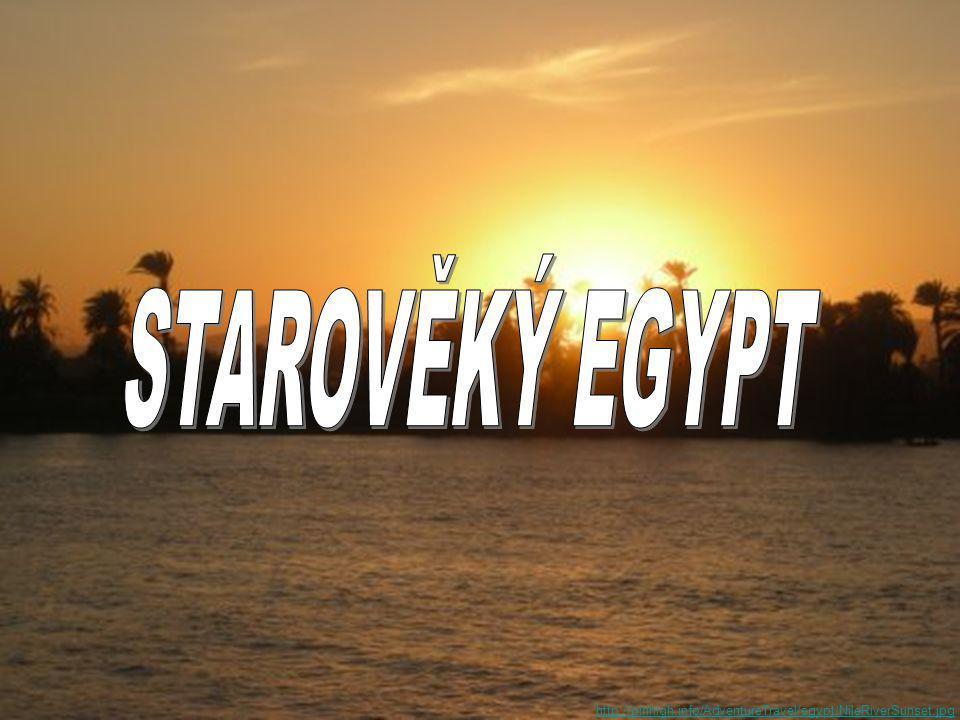• příčinou zániku Střední říše se staly útoky Hyksósů – kmenů z Asie • na rozdíl od Egypťanů měli Hyksósové jezdectvo, díky němuž byli schopni provést bleskové útoky • ovládli Egypt, ale Veset nedobyli vláda 11.