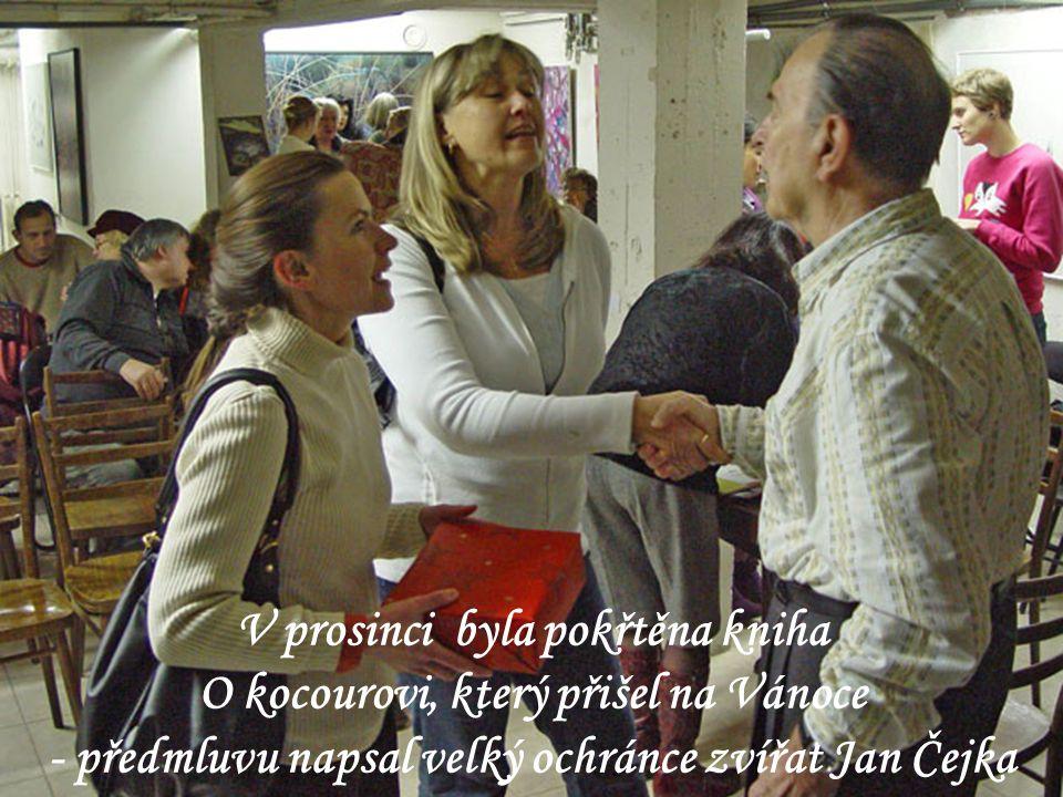 V listopadu se ve Zlíně konala benefiční taneční show na podporu našeho sdružení, jíž se zúčastnilo 200 lidí.