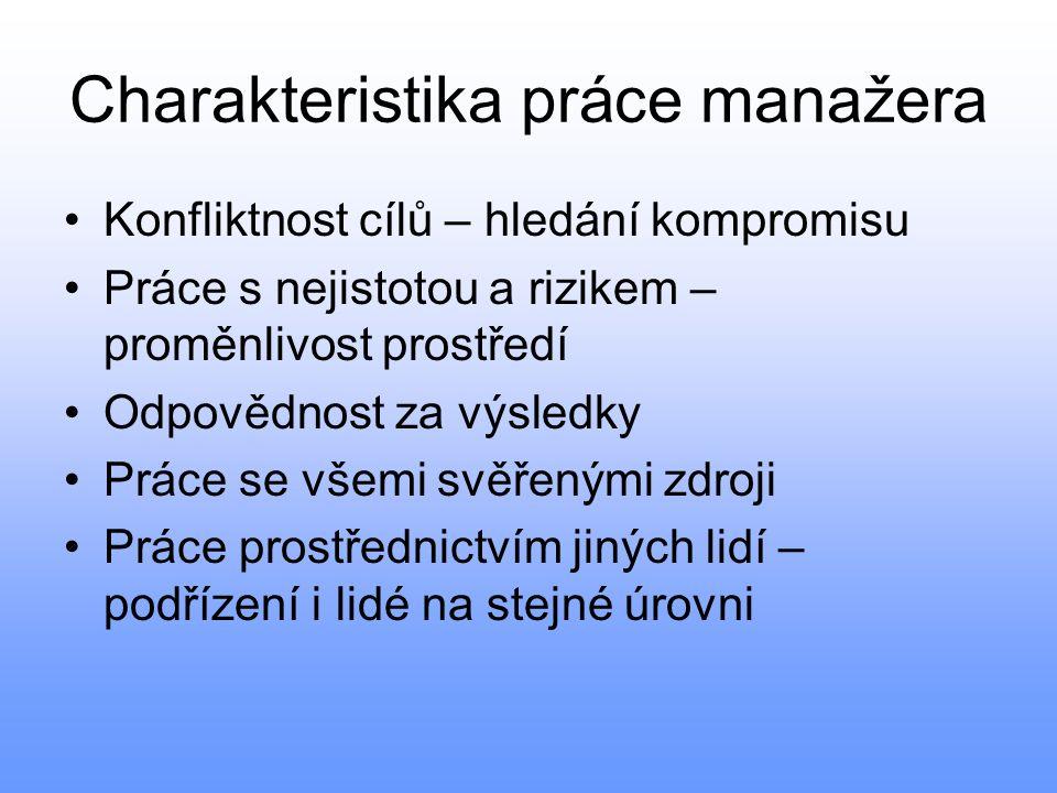 Globální organizace •Mnohonárodní korporace (mateřská firma – etnocentrický přístup) •Nadnárodní korporace (decentralizace managementu – polycentrický přístup) •Organizace bez hranic (geocentrický přístup) •Postup ke globalizaci –Export, import –Zahraniční zástupci –Licencování, frančízing (právo na uživání značky výrobků a služeb); Strategické aliance (vstup do partnerství) - společný podnik (například s dodavatelem komponent)
