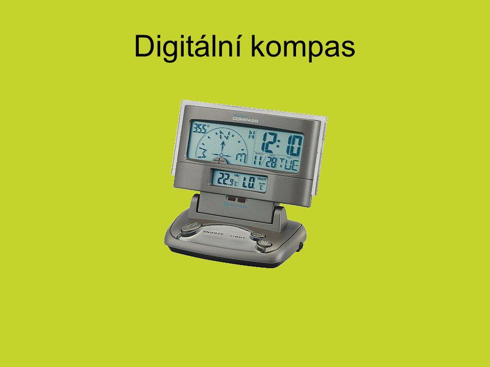 Digitální kompas