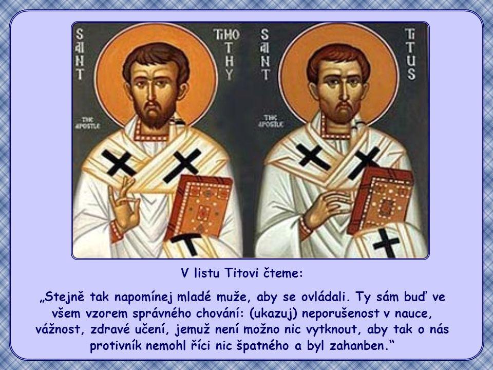 Prvotní církev připisovala těmto Ježíšovým slovům velkou důležitost.