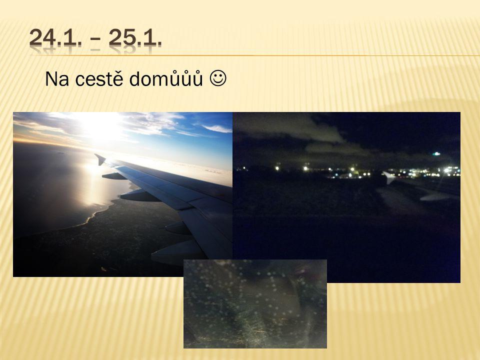  Nákupy ve Faru a odjezd na letiště.. Odlet z Fara do Lisabonu 