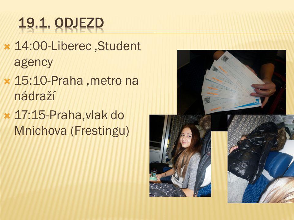 19.1.-25.1. 2014 účastníci: Z.Jedličková, P.Hatrik D.Chvátalová, V.Huňová. K. Vraštilová