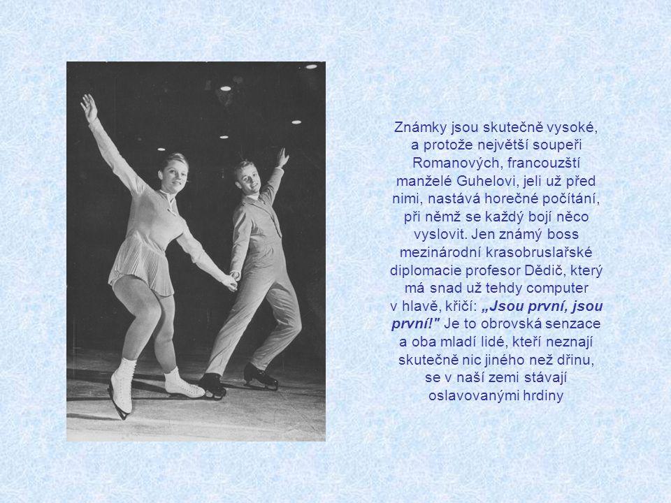 Píše se rok 1962. Téměř patnácti tisíci diváky beznadějně vyprodaná Sportovní hala v Praze ani nedýchá. Na led totiž vjíždějí naše děti! A děti se do