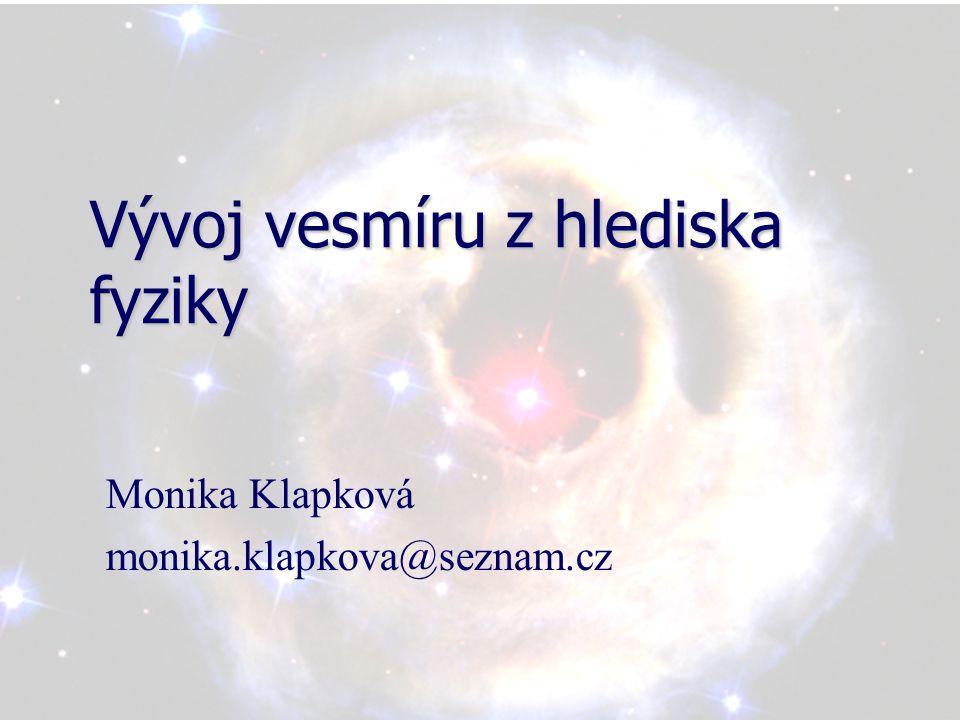 I.Dějiny vesmíru 1.Jak vznikl svět. Mýty - pojetí různých kultur.