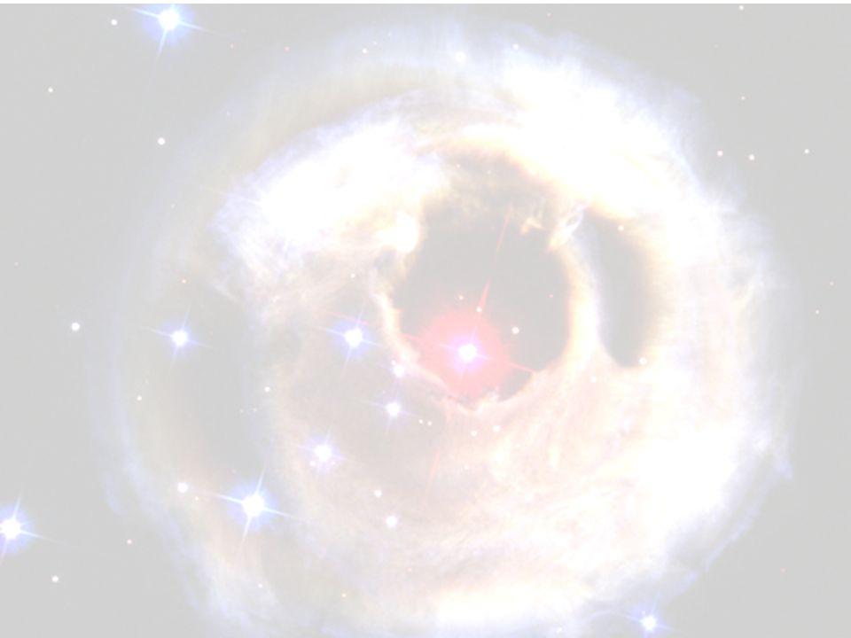 Z čeho je vesmír.
