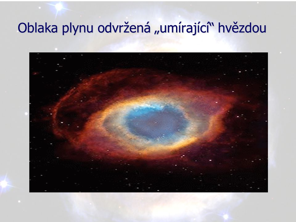 Obraz vzdálených galaxií v inverzních barvách pořízený Hubbleovým teleskopem