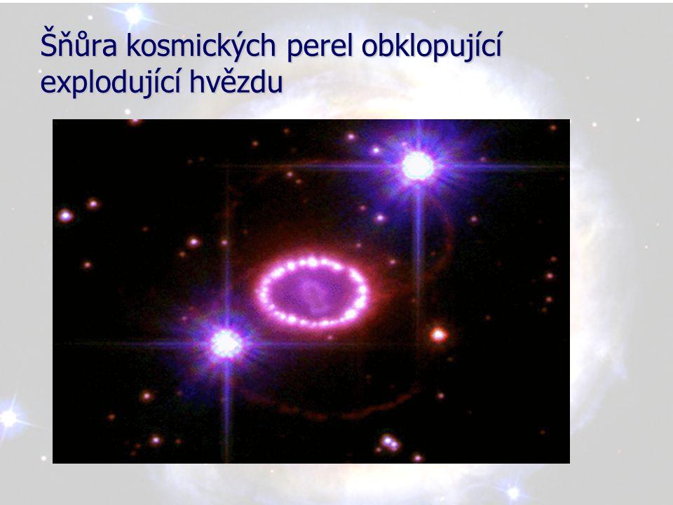 """Kanibalismus galaxií"