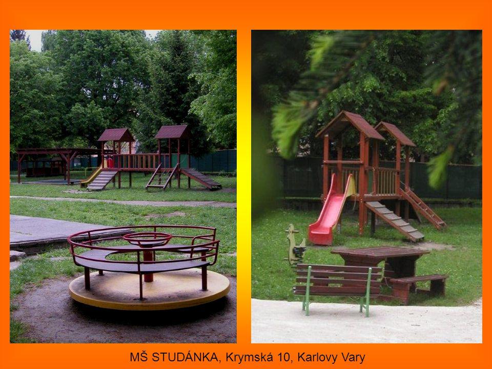 Vzdělávací program je postaven na uspokojování potřeb každého z nás: Láska: náležet někomu Svoboda: mít volbu Význam: být důležitý Zábava: prožívat radost MŠ STUDÁNKA, Krymská 10, Karlovy Vary