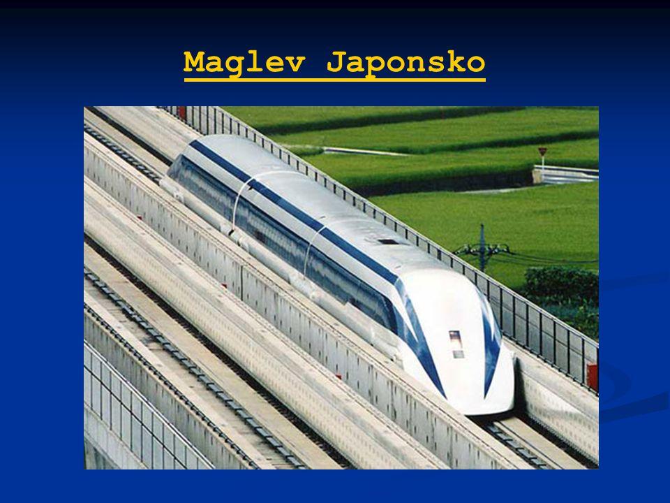 Maglev Japonsko