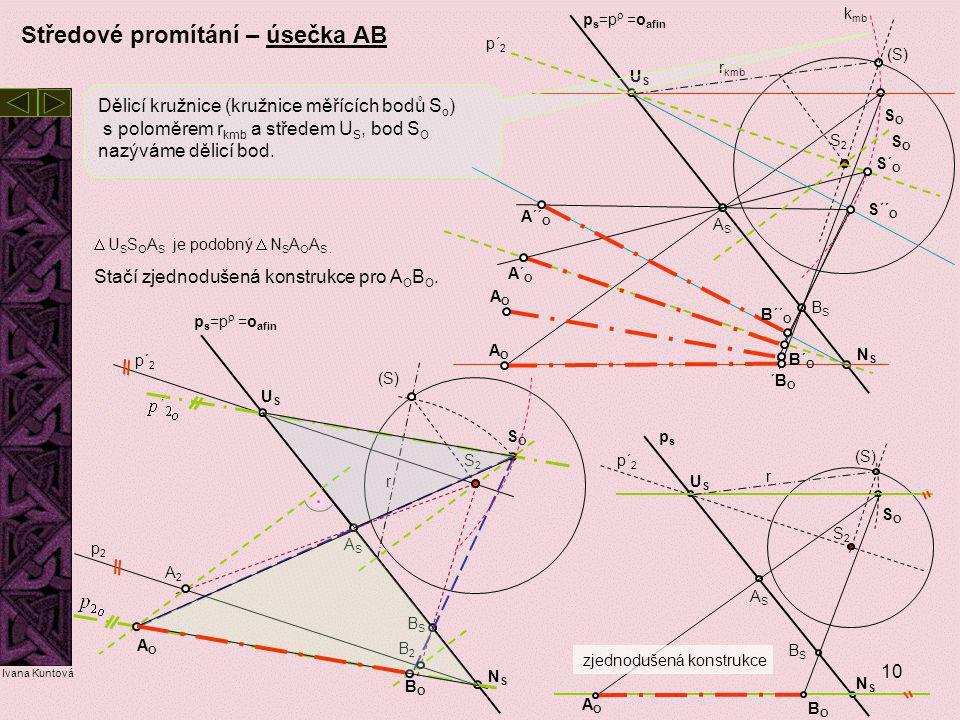10 USUS NSNS r (S) S2S2 SOSO ASAS BSBS A2A2 B2B2 BOBO AOAO p s =p  =o afin p2p2 p´2p´2 USUS NSNS (S) S2S2 SOSO ASAS BSBS p s =p  =o afin p´ 2 S´ O