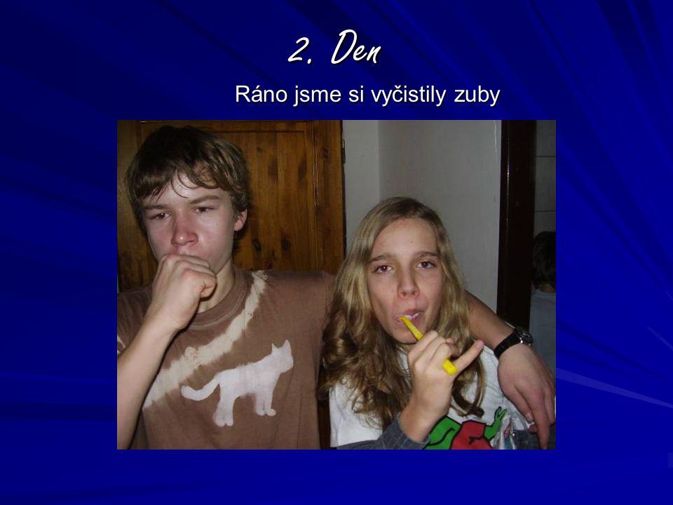 Pak následovalo ryzoto dělané Kiwim a Vasilem