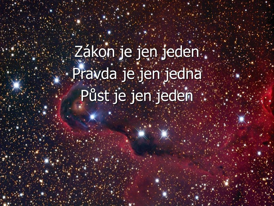 Kosmické rovnice