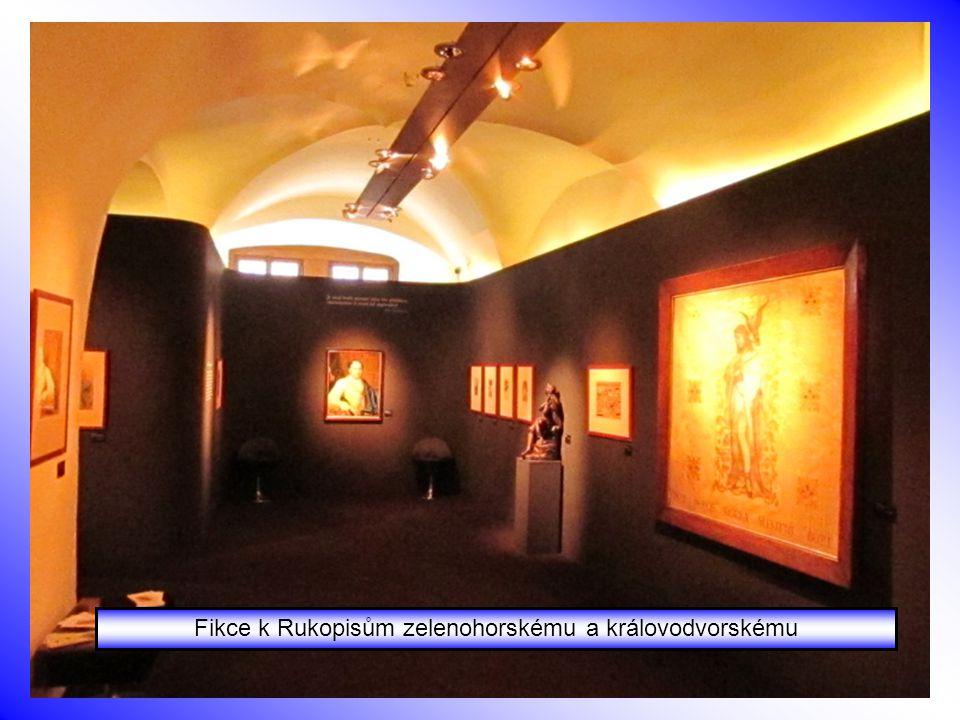 28.2. Galerie Pražská 13 výstava Svět chce být klamán