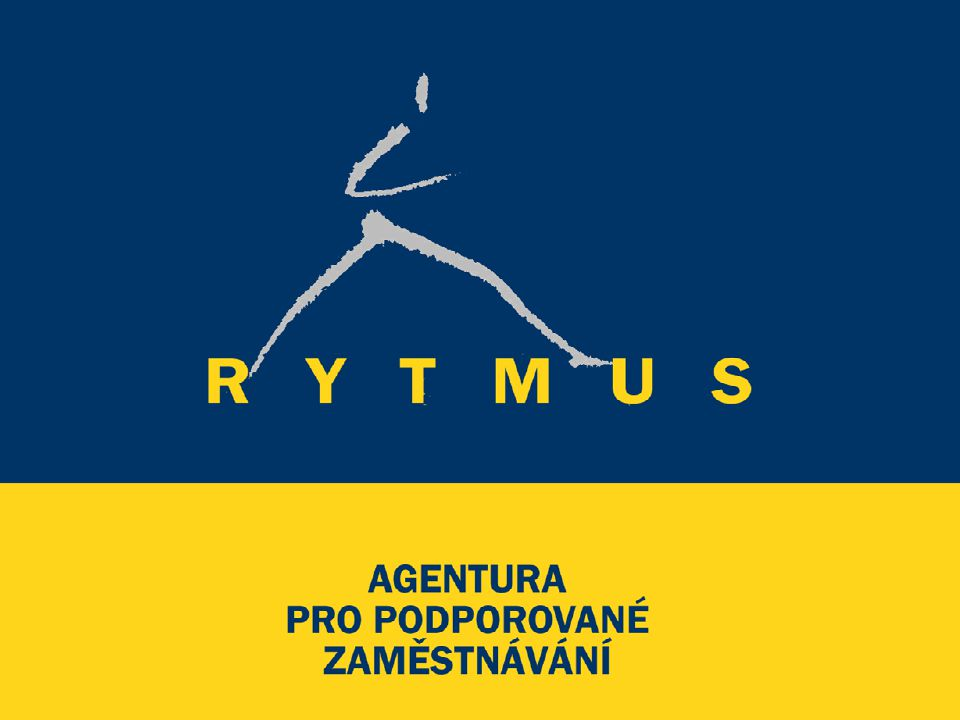 KDO JSME  Rytmus Liberec, o.p.s.je agentura pro podporované zaměstnávání.