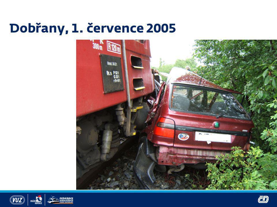Dobřany, 1. července 2005