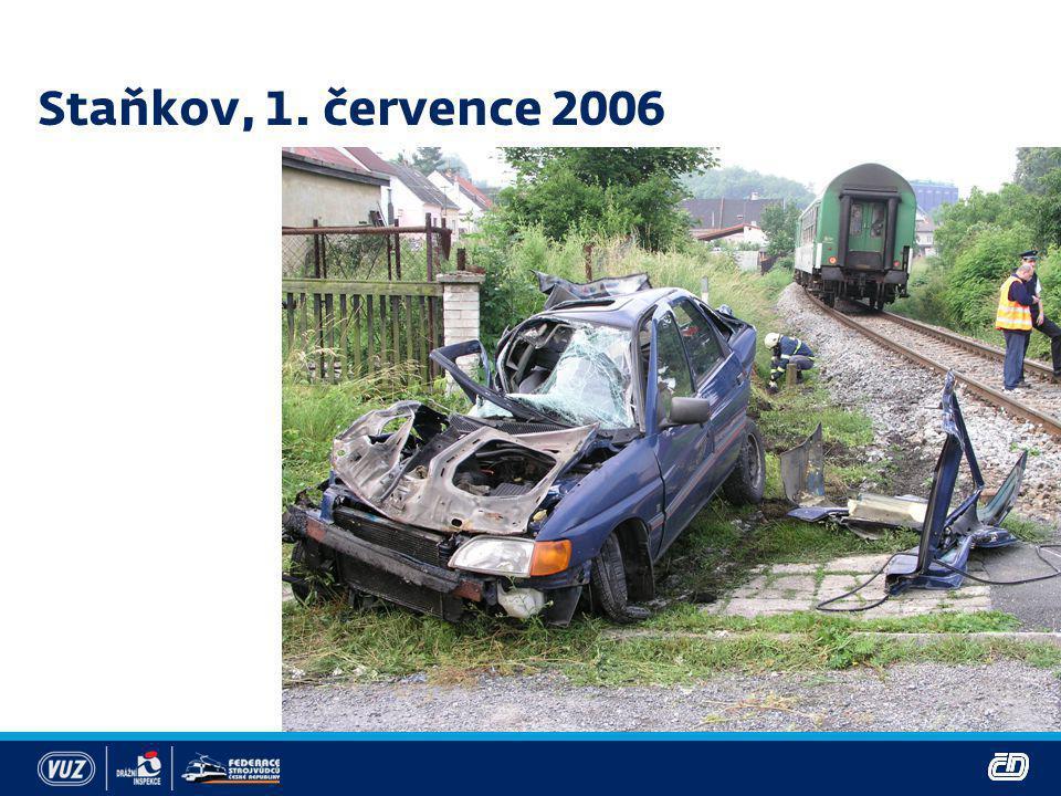 Staňkov, 1. července 2006